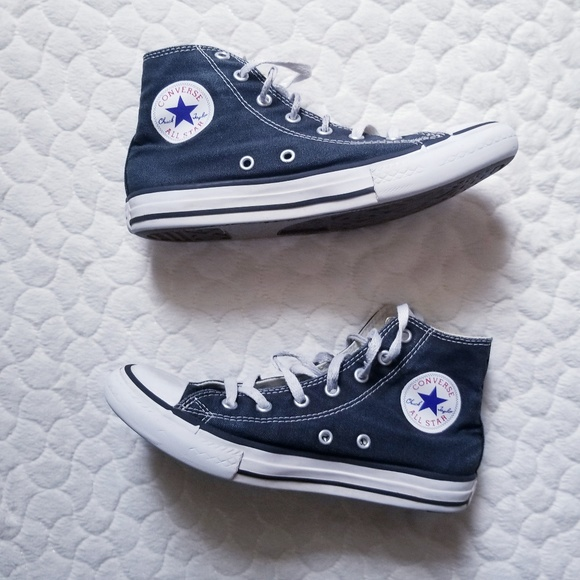 df964daccf4d6b Converse Other - Converse Chuck Taylor All Stars high top sneakers